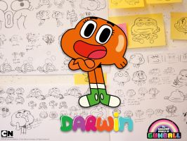 draw anything on darwin base by andre00190