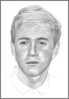 Niall Horan - One Direction by NicksPencil
