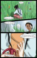 The Florist and the Chef: Pg 6 by TedChen
