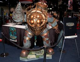 Bioshock by PsychedelicOrange
