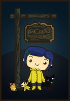Coraline by SquidPig