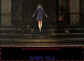 Silent Hill - Alessa Wallpaper by S6XL