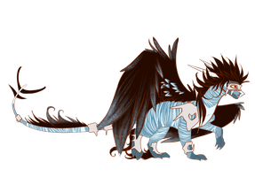 . Auction Pollo [CLOSED]. by Gii-Adoptables