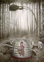 Long Live LittleRedRidingHood by Puttbill