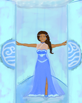 Katara the Snow Queen by TheNocturneFox