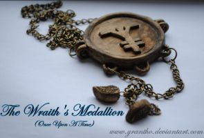 The Wraith's Medallion - Once Upon A Time by yrantho