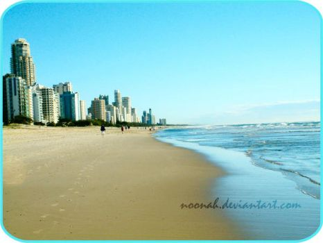 Gold Coast by noOnah