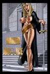 Naked Justice by ericalannelson