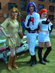 Team Rocket! by ja-pyon