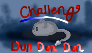 Can you take  on the Mouse challenge? by GingerAutumn