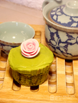 Matcha Cupcakes by mio-mio