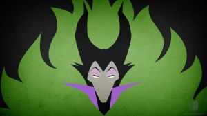 Maleficent by danieldupre