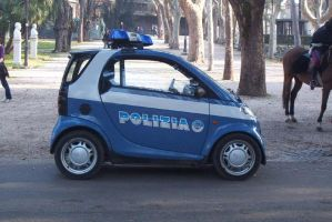 police smart car? by absent40