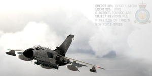 Operation desert storm, MK 1 by tbggtbgg