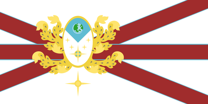 Royal Navy Jack of the Terran Empire by Maonsie