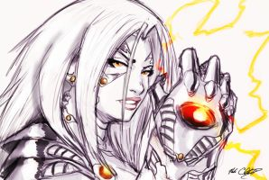 Witchblade 2 by Mark-Clark-II