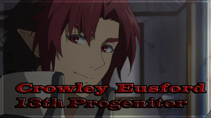 Crowley Eusford by BloodLover2222