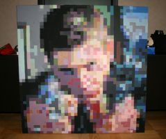 Dean in pixels by ihni