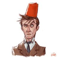 10 in a fez by JamesBousema