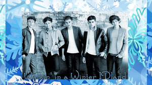 Walkin`in a Winter 1Dland Wallpaper by iluvlouis