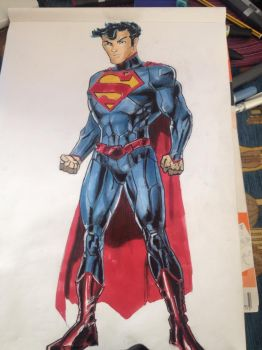 Superman! by CatLadyD