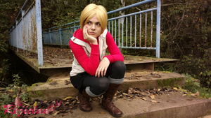 Heather Mason 10 Silent Hill Revelation cosplay by Rejiclad