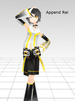 |MMD| PD Rei Append |DL| by xAisuu