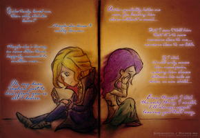 The most ironic love story ever by cutejana17