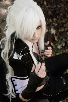 BJD cosplay Elf Lucifer Ducan by GeshaPetrovich
