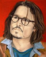 Johnny Depp - L.A. 2011 - 3 by shaman-art