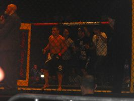 Paulo Filho in the Cage by Shame-On-The-Night