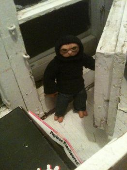 StopMotion Puppet by NationalGeo