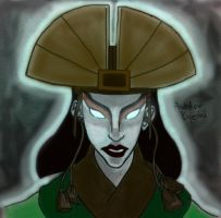 Kyoshi - Avatar State by REIx3