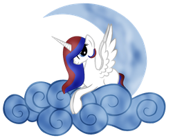 ::REQUEST:: Princess Clarosis On Cloud by IcyPonyArtist