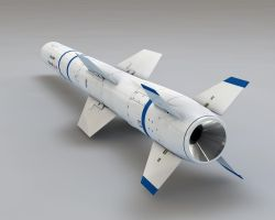 AGM-84E SLAM WIP 3 by 2753Productions