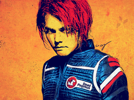 The Kids From Yesterday: Gerard Way by nicollearl