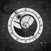 Astronomical clock by tibots