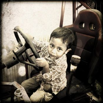 Gilang. My cousin. by vaaniaw