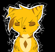 Lionblaze: Losing control by CrispyCh0colate
