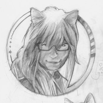 Kitty by unsentle