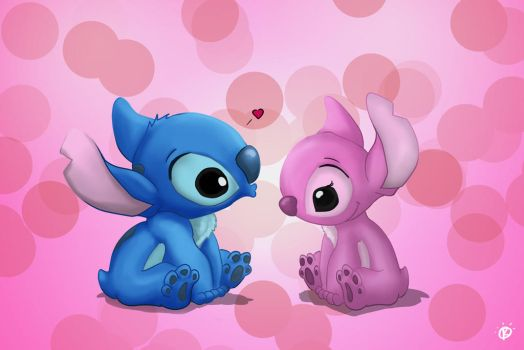 Valentine Stitch by Colam