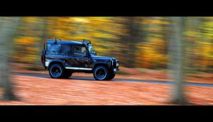 WoodLand Rover Pan II by GBY