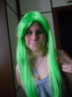 Shion wig test 2 by AllenYuu