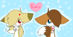 buddy May X3 by pikachu0205