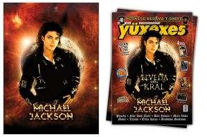 YUXEXES MAGAZINE DESIGN JULY by kungfuat