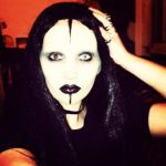 Manson Makeup by MetallicaFreak82