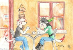Cafe by Aeritus91