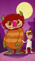 Where the Wild Things Are by I-Like-It-Juicy
