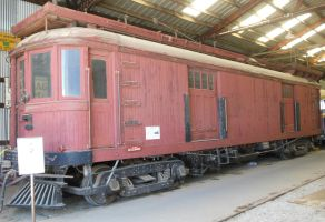 Pacific Electric Tower Car 157 by rlkitterman