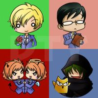 SD buttons - ouran - by zelas